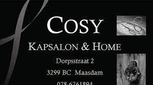 Cosy Kapsalon & Home